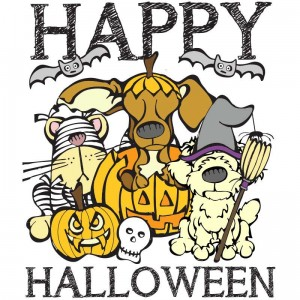 Free Halloween Printable Coloring Page