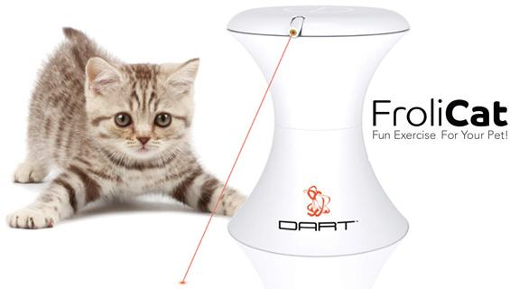 FroliCAT Laser Pet Toy