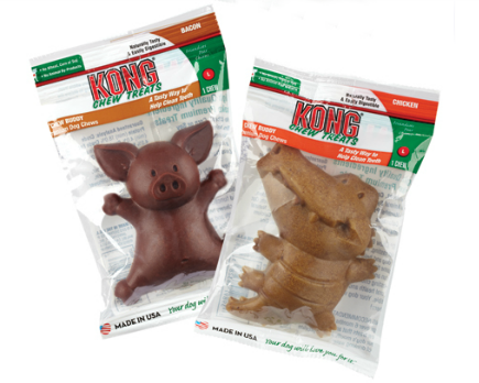 KONG Chew Treats Buddies