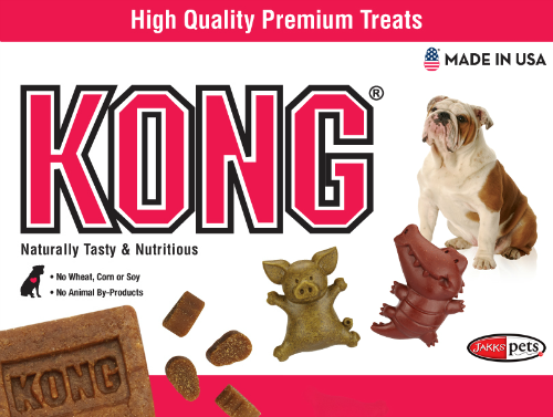 KONG Premium Dog Treats