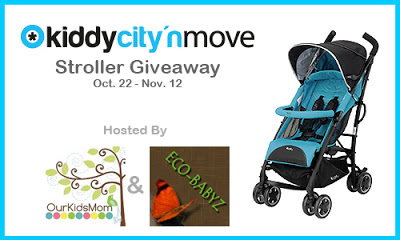 Kiddy City Stroller