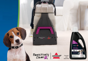 Pawsitively Clean Bissell PetSmart coupon