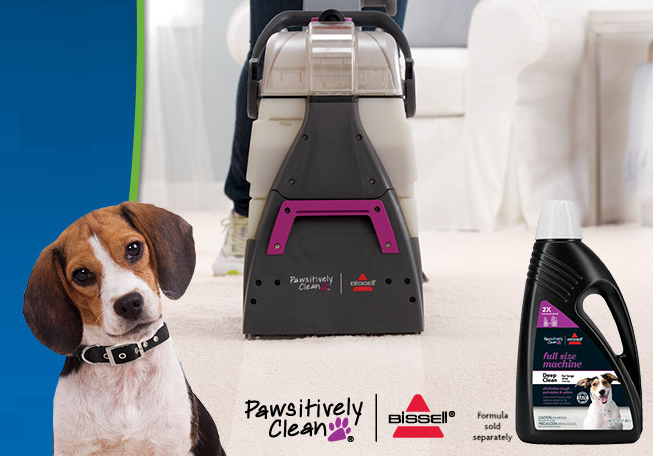 pawsitively clean bissell petsmart coupon - Bissell Pet Carpet Cleaner