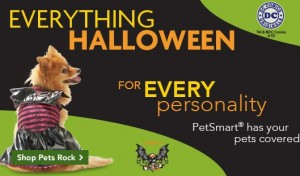 Treat Your Pets Halloween Sale