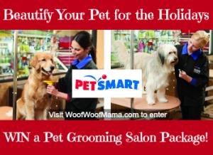 PetSmart Holiday Grooming Giveaway