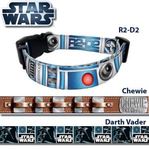 Star Wars Dog Collars