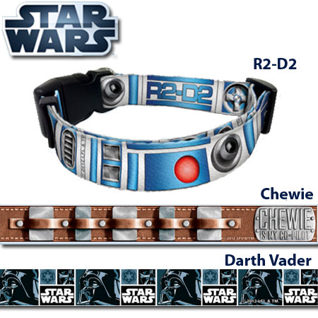 Star Wars Dog Collars