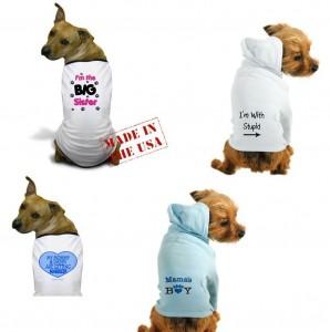 cute dog tees and hoodies