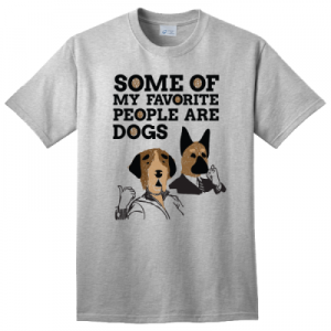 my favorite people are dogs tshirt, dog lover gifts