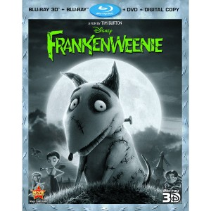 frankenweenie on blu-ray and dvd