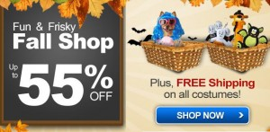 halloween costumes for dogs plus fall pet sale