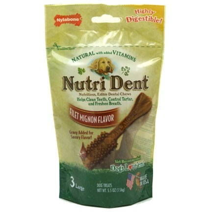 nutrident dental treats