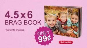 photo brag book with walgreens promo code