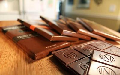 newman's premium organic chocolate