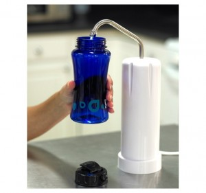 countertop water filtration system