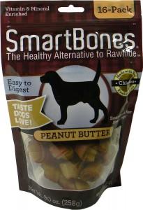 smartbones healthy rawhide alternative dog chews