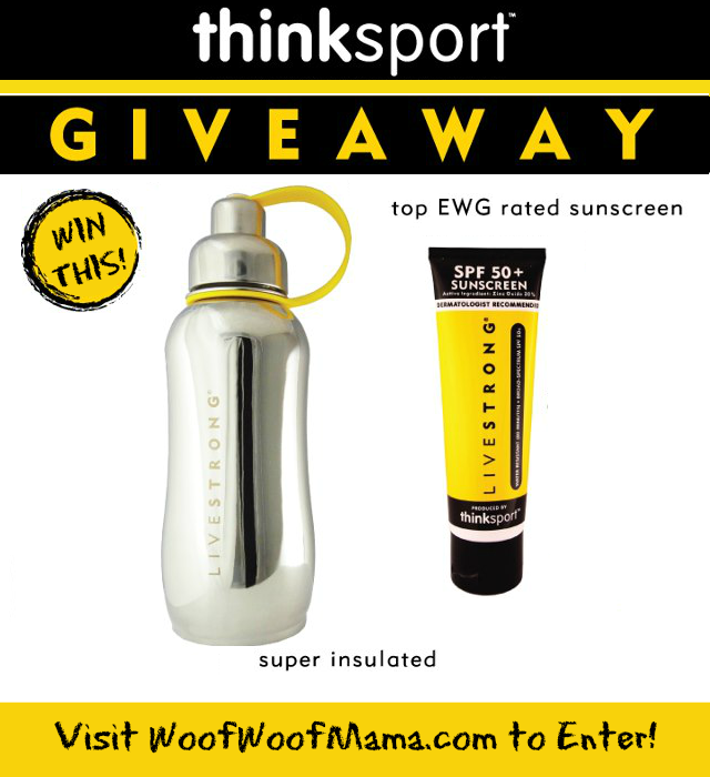 thinksport giveaway