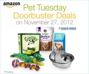 Amazon Pet Tuesday Deals