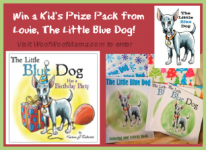 Little Blue Dog Kids Books Giveaway