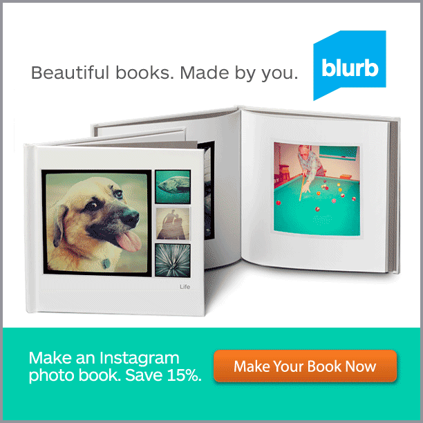 Blurb promo code photo book sale