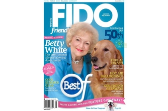 Fido-Friendly Dog Magazine Deal