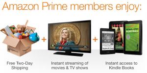 Free Amazon Prime Shipping