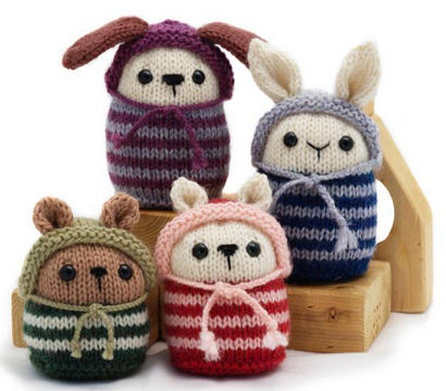 Pookies Knitting Pattern