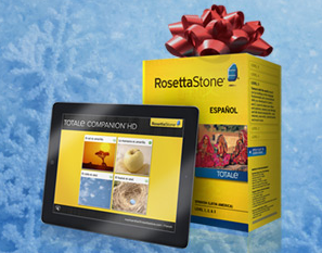 Rosetta Stone gift idea