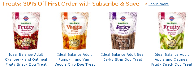 Science Diet Dog Treats
