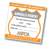 animal inside free sticker