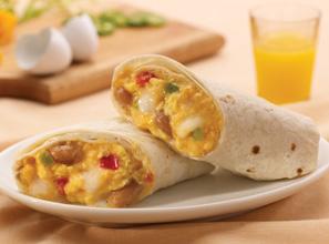 Nutrisystem breakfast burrito