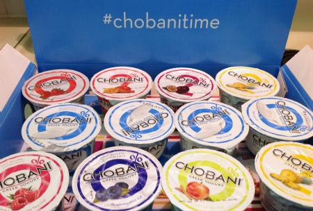 chobani time