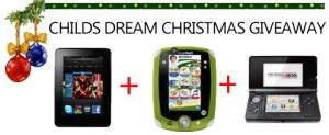 Kid's Electronics for Christmas