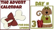 dog lovers advent calendar
