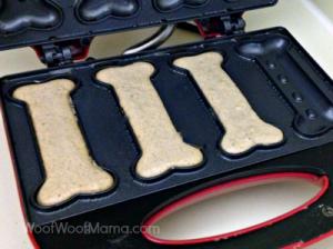 dog biscuit batter