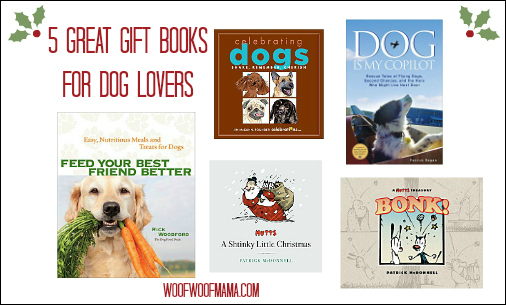 dog lover gift books