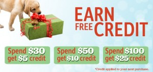 doggyloot free credit