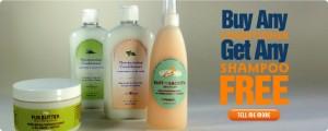 free dog shampoo