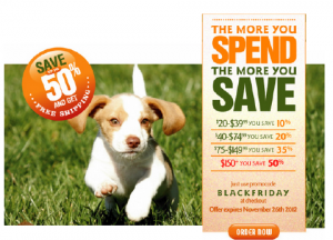 natural pet grooming sale