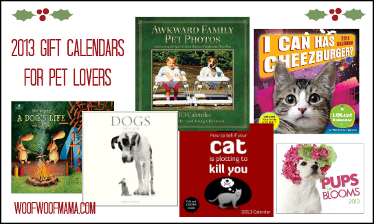 2013 dog and cat calendars