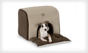 dog house petego microfiber