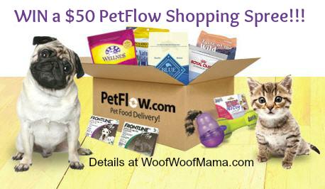 petflow giveaway
