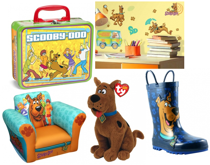scooby doo kids gifts