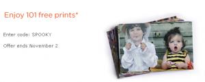 shutterfly promo code free prints
