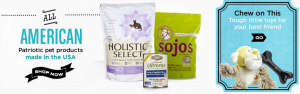 natural pet supplies made in usa