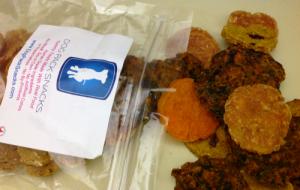 yummy dog treats