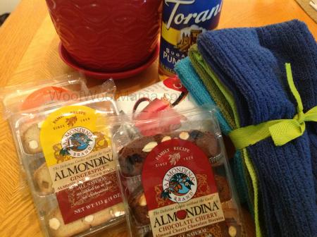 Almondina gift basket