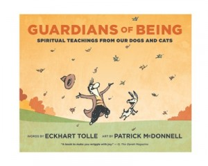 Guardians of Being book from Eckhart Tolle