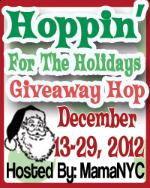 HoppinHolidays Giveaway