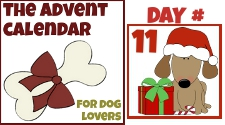 advent calendar for dog lovers